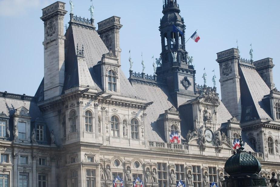 Hôtel de Ville, Paris,France